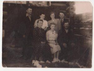 Giminė Sibiro padangėj. 1957-07-15
